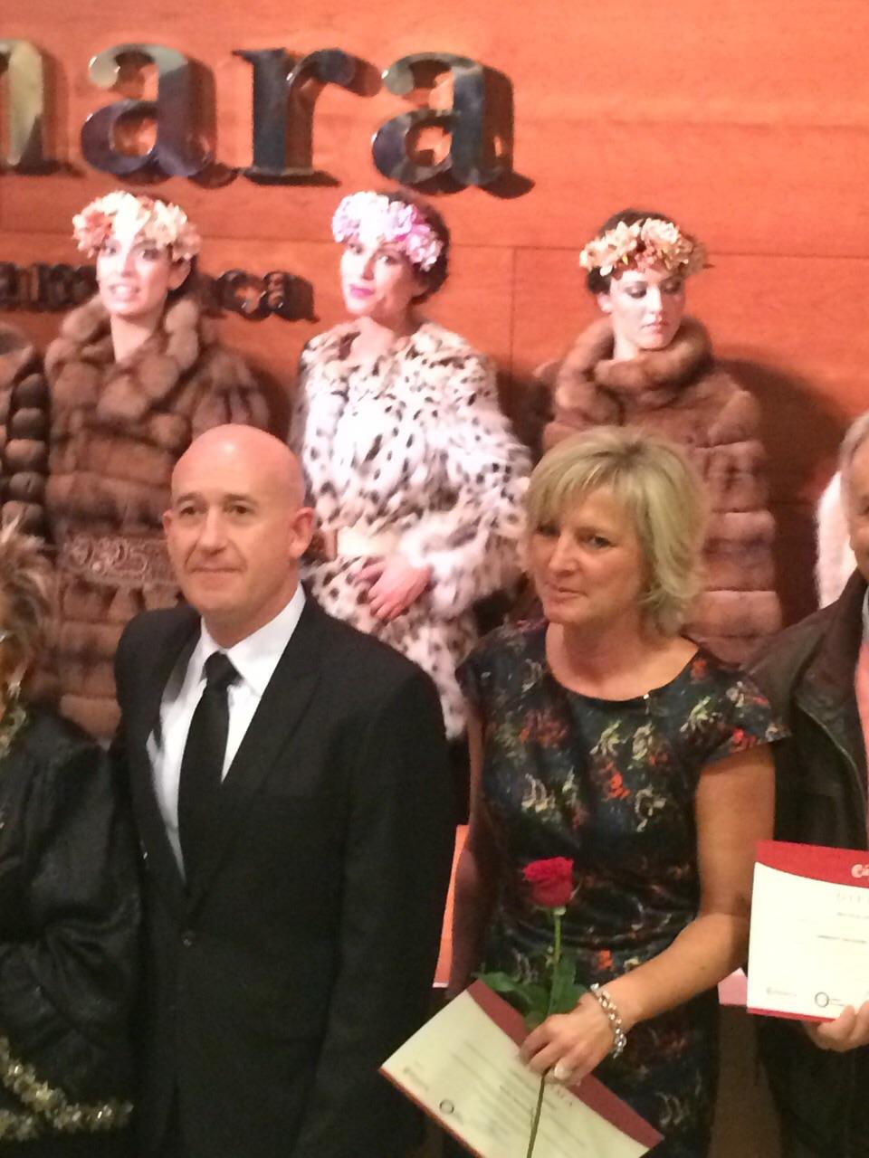 Flandes Home Interiors ganadora 1er premio de escaparate navideño - Camara de Comercio de Salamanca #3