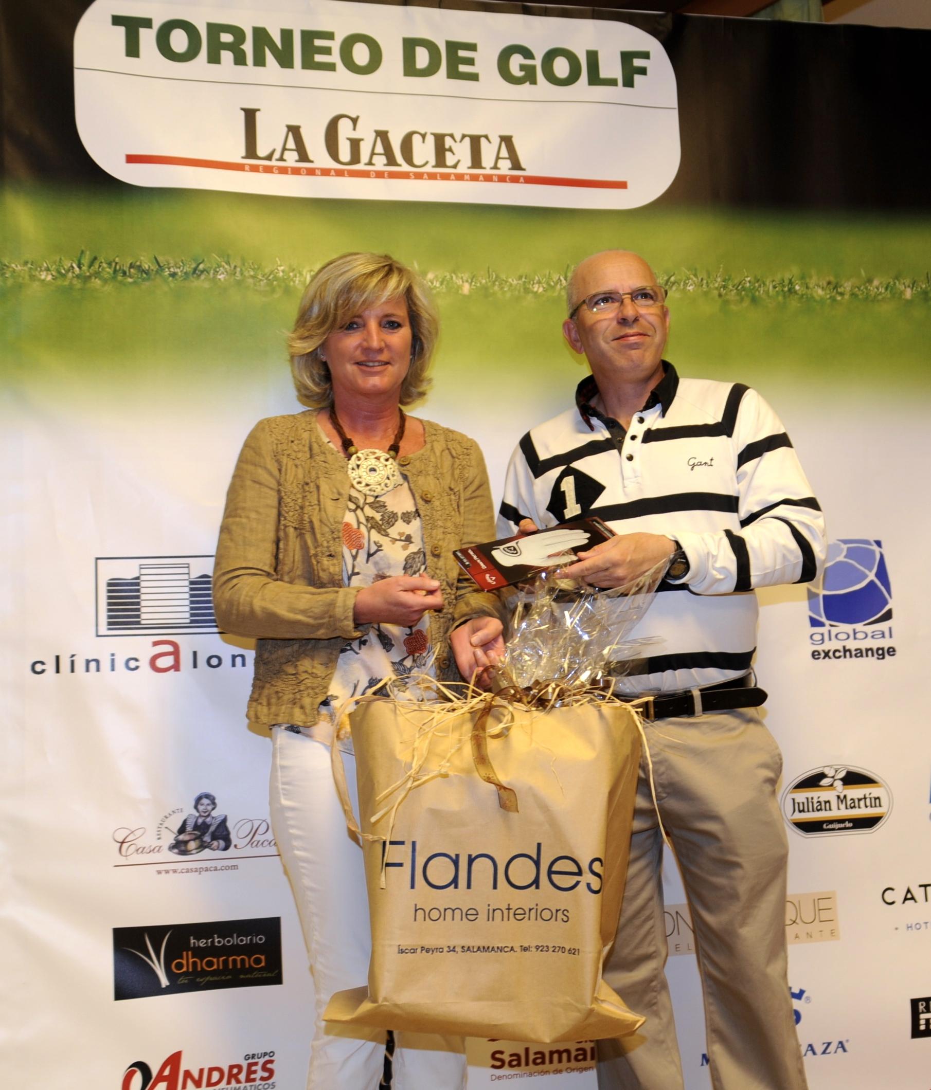 Entrega premio Trofeo de Golf - La Gaceta #1